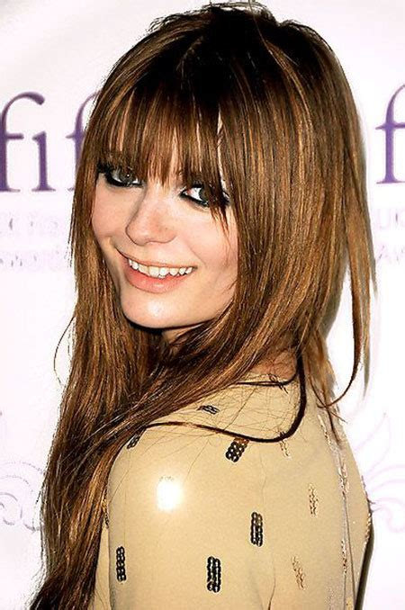 15 thick medium length hairstyles 15 modern medium length haircuts with bangs layers for