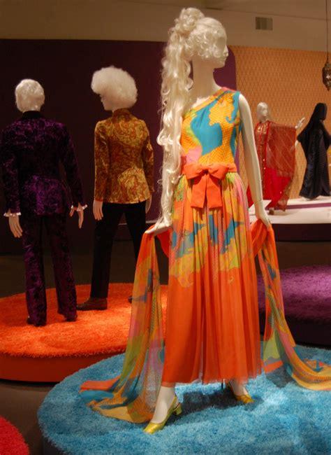 Artety Dress No Belt when high fashion inhaled the 60s hippie chic at mfa