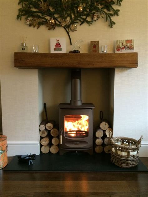 How To Go On Living charnwood c four in bronze honed granite hearth medium