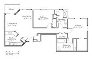 2 bedroom 2 bath apartment floor plans sample floor plans meadowlark hills continuing care