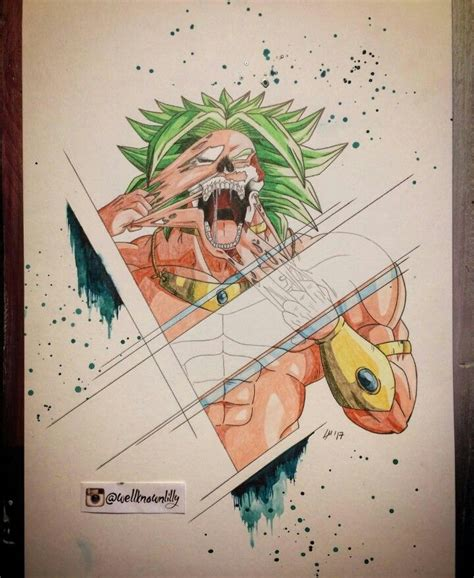 broly tattoo 112 best z images on