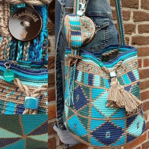 crochet afghan bag pattern 182 best tapestry crochet mochila bags images on pinterest