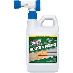 siding cleaner home depot crossco 128 oz 22 acido muriatico am030 4 the home depot