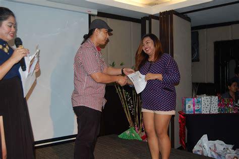 Gamis Hana Sogo vigattin as sponsor to hotel sogo s blogger s event