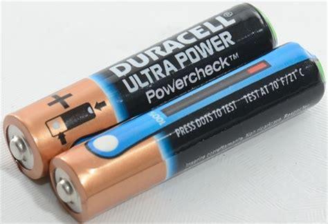 Fujitsu Battery Baterai Alkaline Aaa battery test review aa aaa individual tests