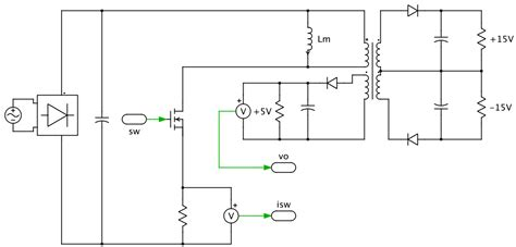 design of coupled inductor flyback inductor design 28 images coupled inductor design for flyback converter 28 images