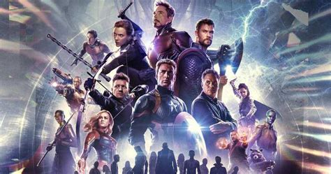 avengers endgame review  staggering sweeping epic