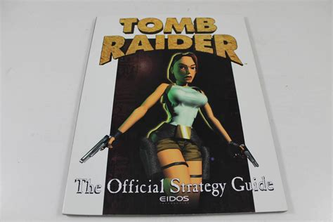 Tomb Raider Official Guide