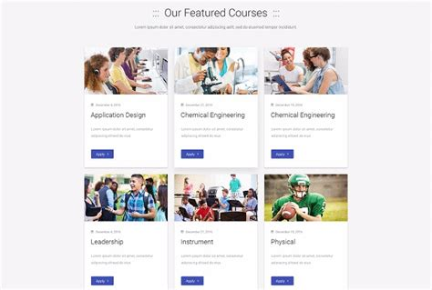 wordpress themes for computer institute lincoln education material design wordpress theme