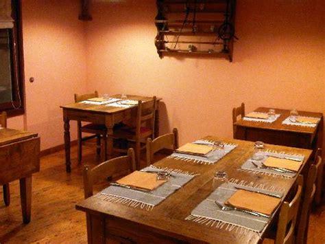 tavoli apparecchiati tavoli apparecchiati con i quot pezzotti quot foto di ristorante