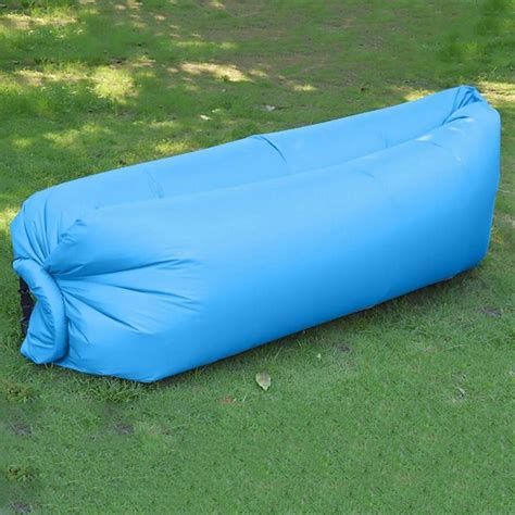 inflatable couch for pool inflatable sofa air bed beach lazy sleeping sofa mattress