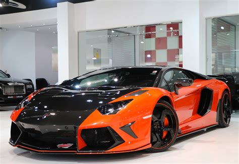 Out of this world Mansory Lamborghini Aventador For Sale