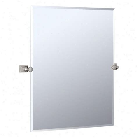 tilting bathroom mirror polished nickel satin nickel mirror oil rubbed bronze satin nickel