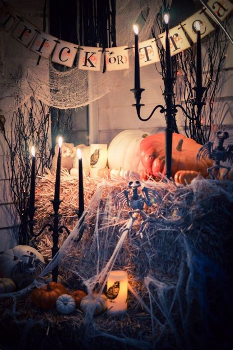 48 creepy outdoor halloween decoration ideas 48 creepy outdoor halloween decoration ideas outdoor