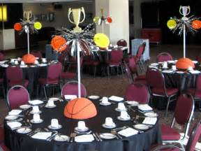 theme centerpiece ideas sports theme centerpiece a photo on flickriver