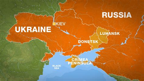russia map 2017 russia steps in after ukraine cuts power to luhansk