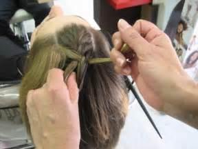 peinados con trenzas cosidas thumb como hacer peinados con
