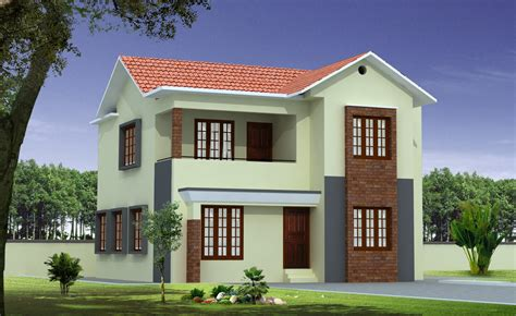 two home designs build a building home designs