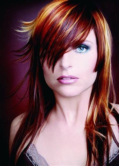 awesome hairstyles and colours awesome hair colors fashion for women trend 2013
