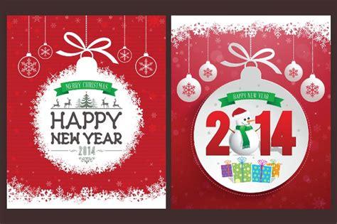 Kartu Ucapan Eksklusif cetak kartu ucapan natal dan tahun baru 2014 cetak