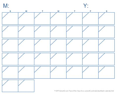 printable weekly calendar vertex42 blank calendar with dates calendar