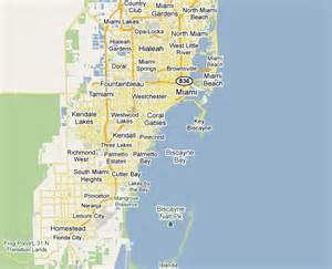 Miami Dade Map by N Ricardo S Brick Pavers Coverage Area Maps And Cities