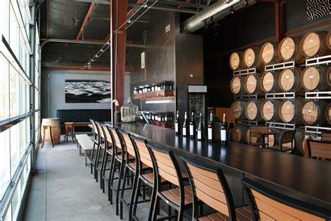 a to z winery tasting room carruth cellars uncorks new tasting room in carlsbad eater san diego