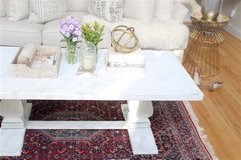 shabby chic coffee table diy how to distress a shabby chic coffee table the easy way
