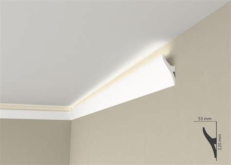 Lichtleisten Indirekte Beleuchtung by Lichtleiste Quot Wiesemann Ql010 Quot Stuckleiste F 252 R Indirekte