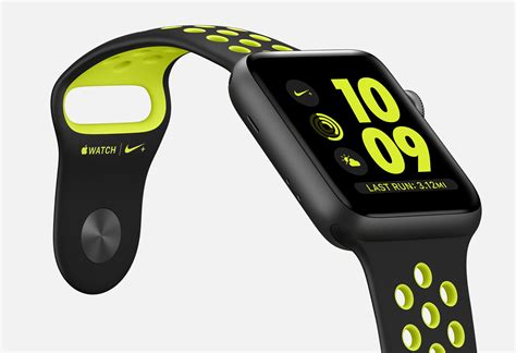 apple watch nike the apple watch nike is off and running
