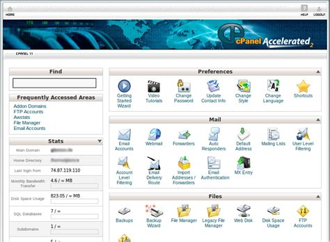 unlimited hosting cpanel