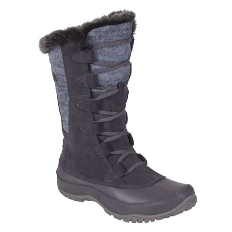 northface womans boots the s nuptse purna boots