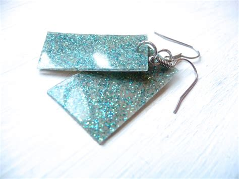 How To Make Paper Ear Rings - middle tennessee crafts how to make shimmery paper