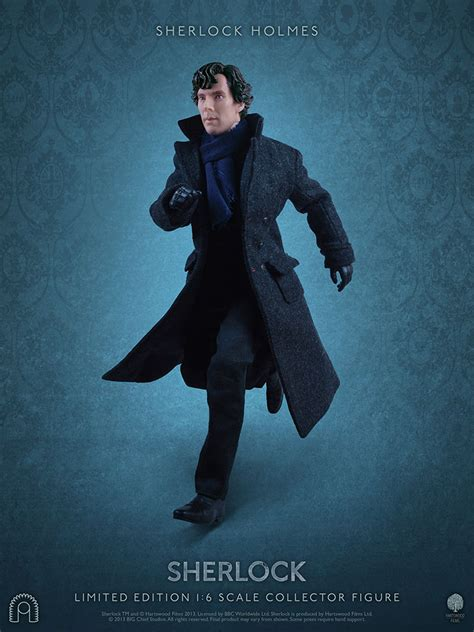 sherlock figure 5 inch solve crimes with these sherlock figures