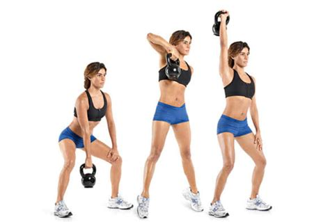 what does the kettlebell swing workout top 3 kettlebell workouts for women to burn more calories