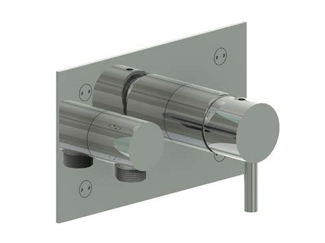 rubinetti doccia minimal miscelatore doccia a muro in acciaio inox finitura