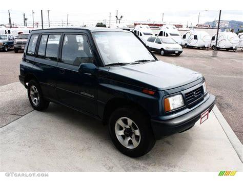 4 Door Suzuki by 1995 Medium Blue Metallic Suzuki Sidekick Jlx 4 Door 4x4