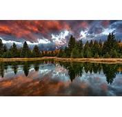 USA Wyoming Grand Teton National Park Snake River