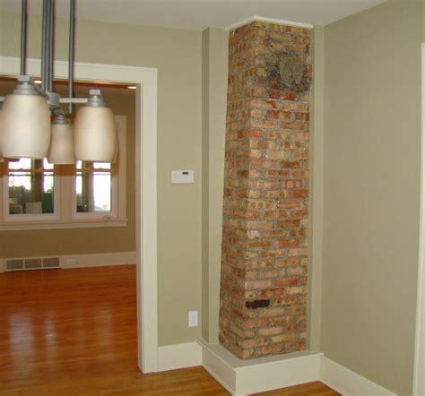 Dc Apartments Exposed Brick Decorations Loft Apartment Brick