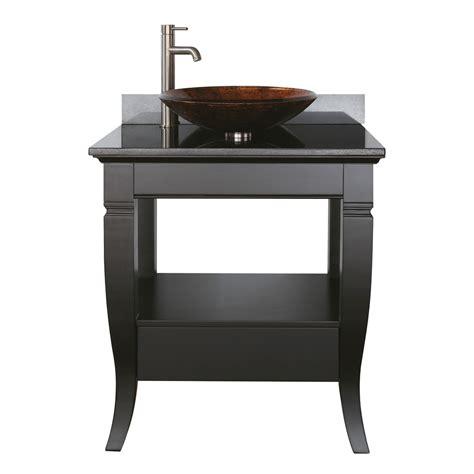 Vanity Products by Avanity 31 Quot Bathroom Vanity Set Black Overmount