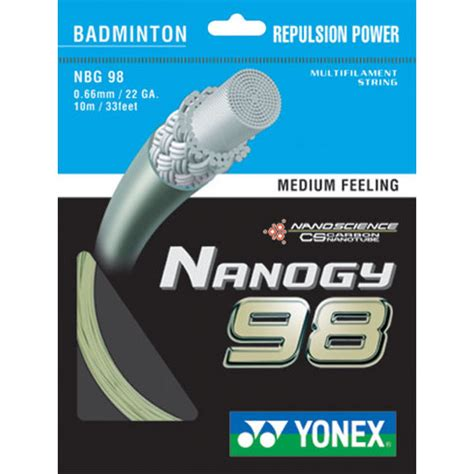 Raket Yonex Carbonex 8 yonex nanogy 98 nbg98 badminton string