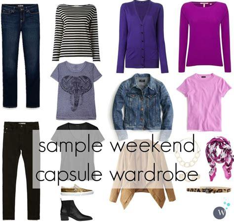 wardrobe tips capsule wardrobe tips merging work and weekend style