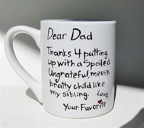 You funny gift for dad original funny quotes about deadbeat dads
