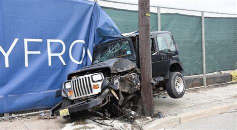 Jeep Crash New Jersey Jeep Crash Bewilders Authorities Jk Forum