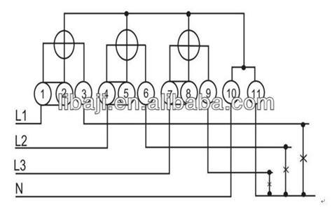 3 phase energy meter circuit diagram dt862 3 phase kwh meter buy three phase kwh meter three