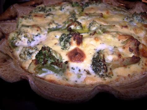 Crustless Quiche With Cottage Cheese by Crustless Broccoli And Cottage Cheese Pie Recipe Cheese