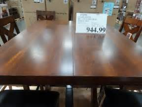 Costco Dining Table Tables And Chairs At Costco