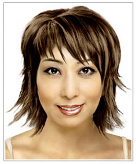 short haircut for rectangle faced women short haircuts for oblong faces