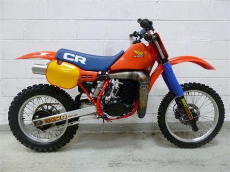 service honda cr500 for sale honda cr500 1984 sold for sale jk racing vintage motorcross