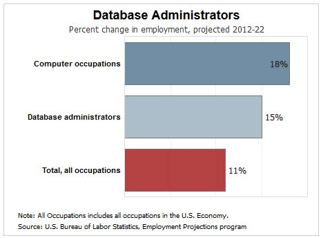 how much does a database programmer make ecpi university